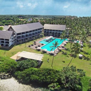 Hotel Suriya Luxury Resort