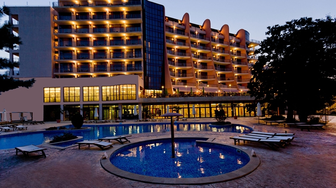 Hotel Doubletree By Hilton Golden Sands